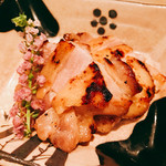 鶏割烹 ならや - 『大和肉鶏もも西京焼き』様(値段失念)