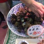 Michinoekimaidurukoutoretoresenta - サザエは¥200/個