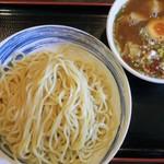 福寅 - 料理写真:しょうゆつけ麺(大盛)