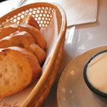 フランス料理サカモト - 料理写真:パン
