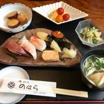 のはら鮨 - 料理写真:Aセット