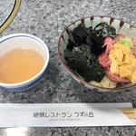 72871304 - 島うにく鮨  1800円  お茶碗凄く小さいです(^_^;)