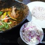 スープカレーと季節野菜ダイニング 彩 - 彩スープカレー