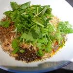 タンタンタイガー - レディース汁なし担々麺
