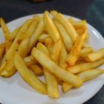 ラサ ボジュン - フライドポテト