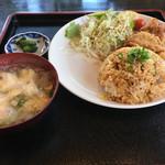 鉄板焼居酒家 親方 - 料理写真:日替わりランチ