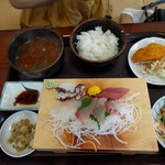 ほくしょう - 熊野古道定食850円