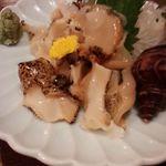 旨魚家 壱の蔵 弐番店 - つぶ貝刺し