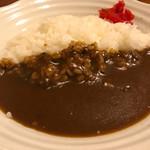 みなと食堂 - ベーシックな味の食堂カレー
