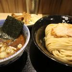 京都 麺屋たけ井 - つけ麺(並)です☆ 2017-0906訪問