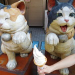 和栗や - 猫ちゃんと