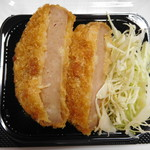 トーホー - がぶウマハムカツ ¥150-