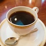 72878557 - 丁寧に淹れられたコーヒーもとても美味しい♡
