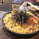 きんちゃん家 - - ハムカツ煮 430円