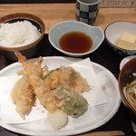 志ん橋 ひでや - 天ぷら定食