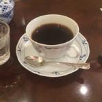 さかこし珈琲店 - いつも飲むホットコーヒー