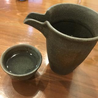銀シャリ.カフェ - 純米超辛口生原酒