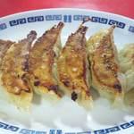 萬華城飯荘 - 餃子