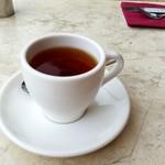 アニヴェルセルカフェ - 紅茶