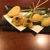 串揚げやかた 郷 - 料理写真: