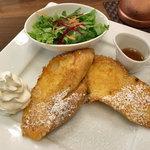 桜屋珈琲館 - フレンチトースト2本付け