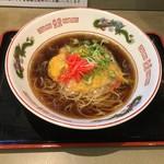 二条庵 - かに玉ラーメン500円