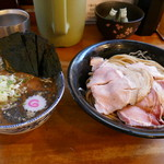 中華蕎麦 とみ田 - 特製つけそば(大) 1200円