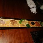 旬の蔵パセリ - 珍味盛り合せ