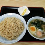 72884818 - 玉子入りつけ麺 2017.9