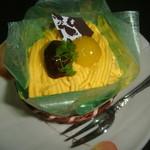アンティーク - 料理写真:ケーキ