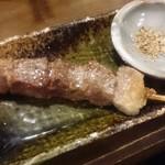 淡路島ええとこどり - ブランド豚の串焼き