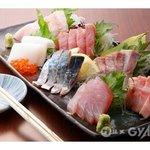 磯べゑ - 萬祝海鮮特盛り(七点盛り)