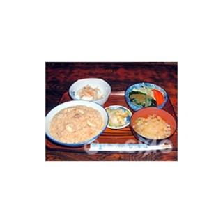しらかば茶屋 - 料理写真:とりめし定食