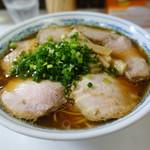 北京屋 - チャーシュー麺大