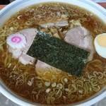 河辺大勝軒 - チェーシュー麺1000円