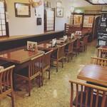 鳥ぎん - テーブル席(1~18名)