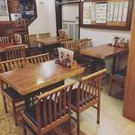鳥ぎん - テーブル席(1~16名)