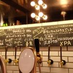 ザ・ロワーライト - 国産クラフトビールのタップ