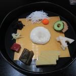 笹乃雪 - 料理写真:「生盛膾」