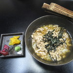 笹乃雪 - 「うずみ豆富」