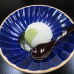 笹乃雪 - 「豆富アイスクリーム」