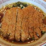 台湾料理 新東洋 - パイコーメン