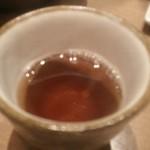 サカナズキ。 - その他写真:お会計の時は、お茶を頂けます。