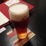 和楽 - 生ビール(エビス樽生)