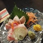 和楽 - 料理写真:のど黒1000円
