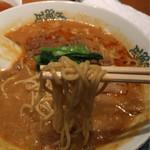 72902585 - 担々麺(¥1100)