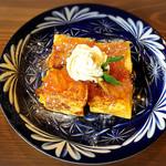 古民家カフェきーぷ - 料理写真:フレンチトースト