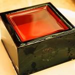 京極スタンド - 樽酒