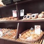 BAKERY&CAFE  Green Grass - 店内