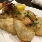オリオリ - 牡蠣フリット